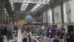 IJ-hallen rommelmarkt
