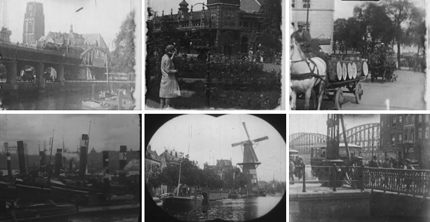 Oud-Rotterdam filmpjes