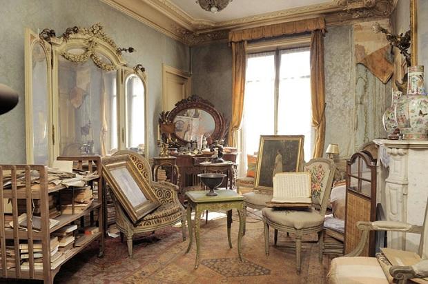 Binnenkijker Parijs