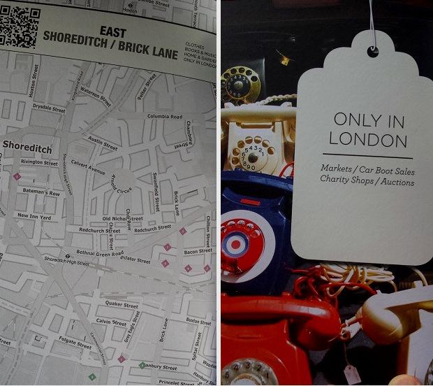 Londen vintage gids