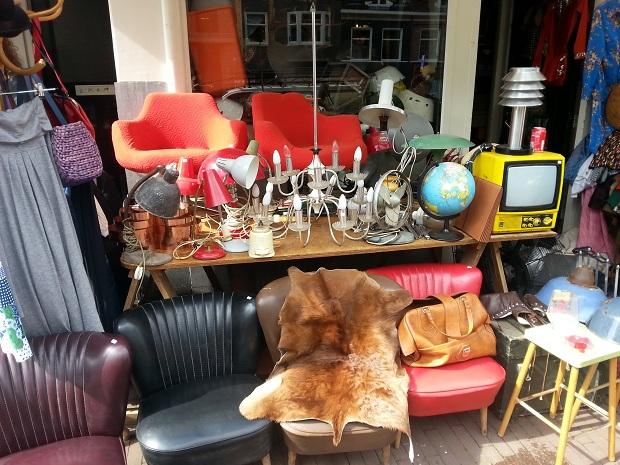 Ari Amsterdam tweedehands winkel 2