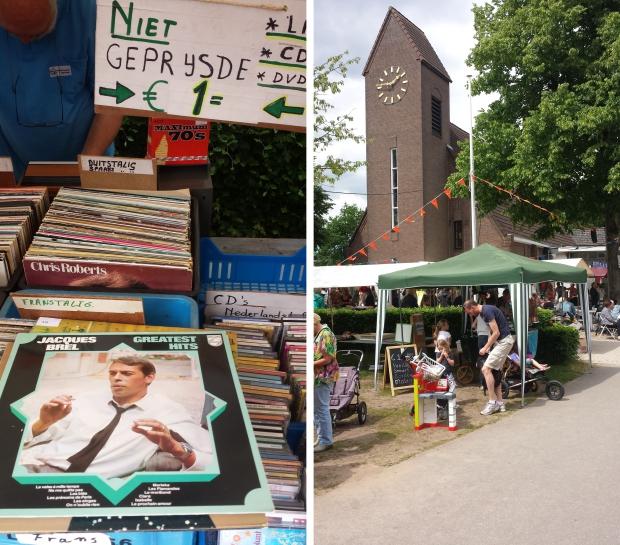 Ugchelen Bronkerk rommelmarkt