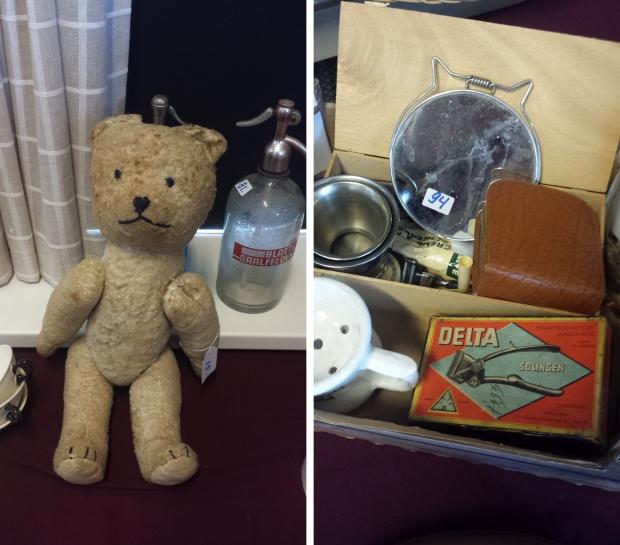 Ugchelen rommelmarkt teddybeer