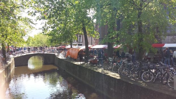Delft antiekmarkt 2
