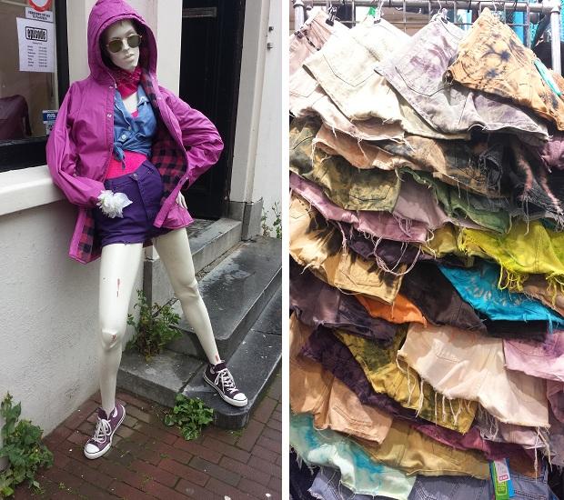 Episode Haarlem jeansshortjes