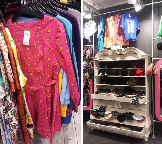 Episode Haarlem vintage jurkje