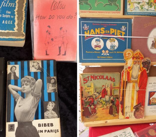 Boekenmarkt Dordrecht Bardot