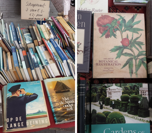 Dordrecht boekenmarkt iedere interesse