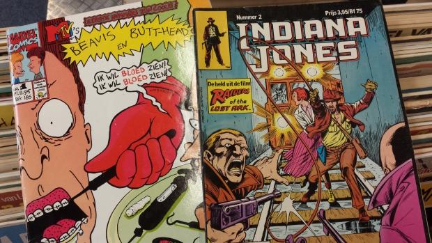Kringloop Het Goed Schiedam Indiana Jones