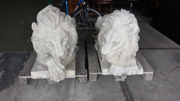 Kringloop Rijswijk leeuwen