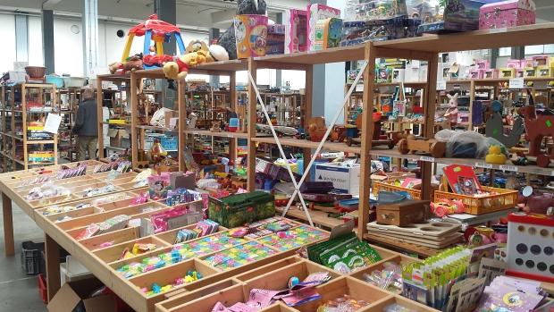 Kringloop Rijswijk speelgoed