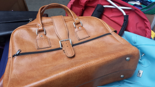 ringloop Rijswijk vintage tas