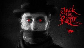 Jack the Ripper creepy ogen bloedrood