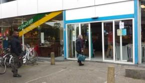 Kringloop Den Haag entree
