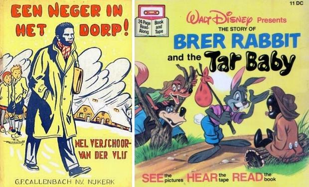Foute boeken Neger in het dorp go with the vlo