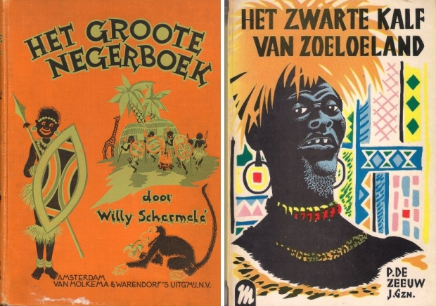 Foute boeken racisme go with the vlo