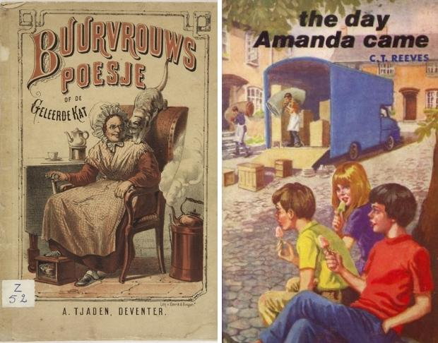 Foute boeken titels go with the vlo
