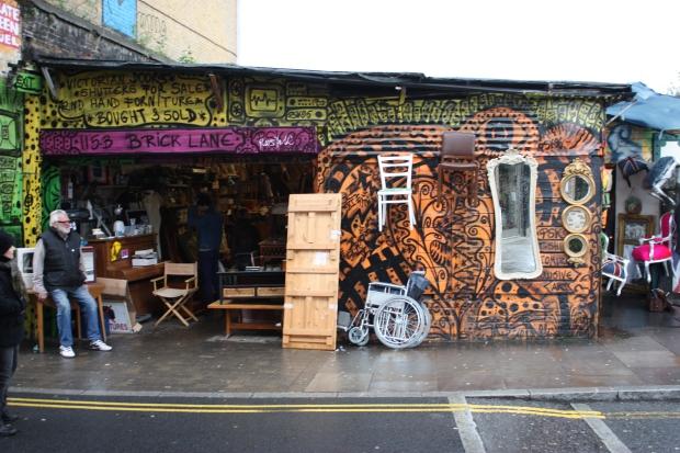 Brick Lane Londen