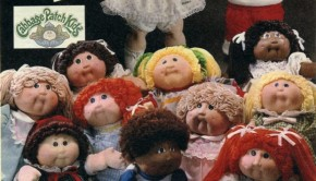 Cabbage Patch Kids banner 2