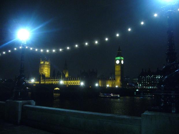Londen skyline