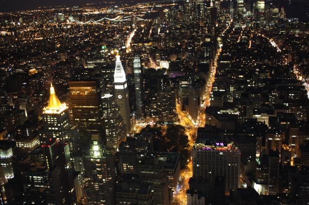 New York skyline 1