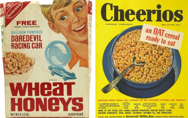 Oldskool cornflakes dozen