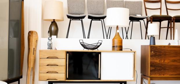 Original in Berlin vintage meubels