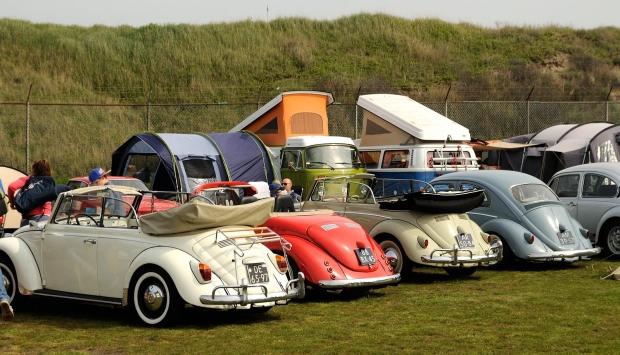 Vintage at Zandvoort kevers