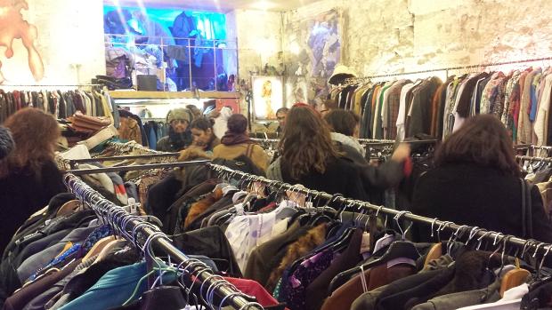 Freepstar Parijs tweedehands kleding