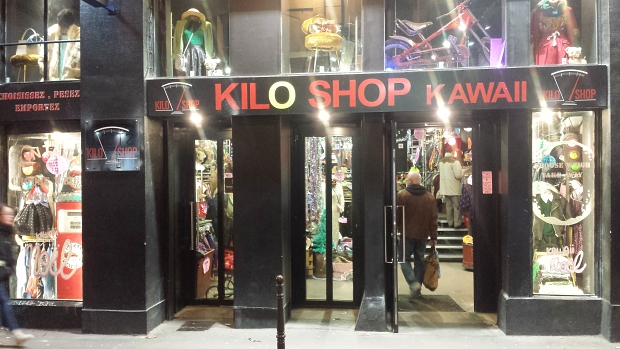 Kilo Shop Kawaii
