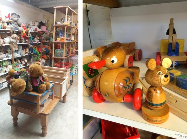 Emmaus Bilthoven speelgoed