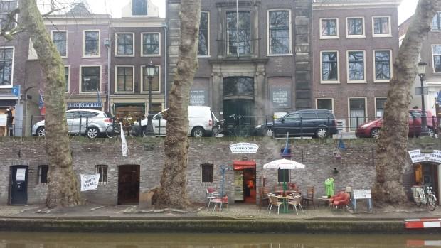 Kringloop De ARM Oudegracht Utrecht
