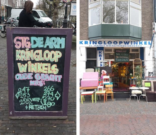Kringloop De ARM Utrecht entree