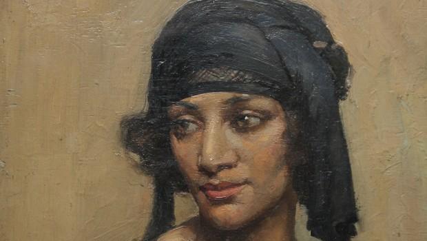 Portret van een ebay obsessie go with the vlo - Gang schilderij ...