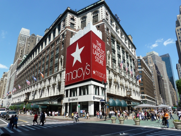 Macy's New York holdout