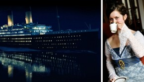 Titanic banner Marie Rayma