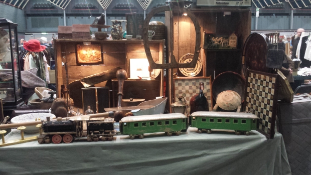 VerzamelaarsJaarbeurs trein