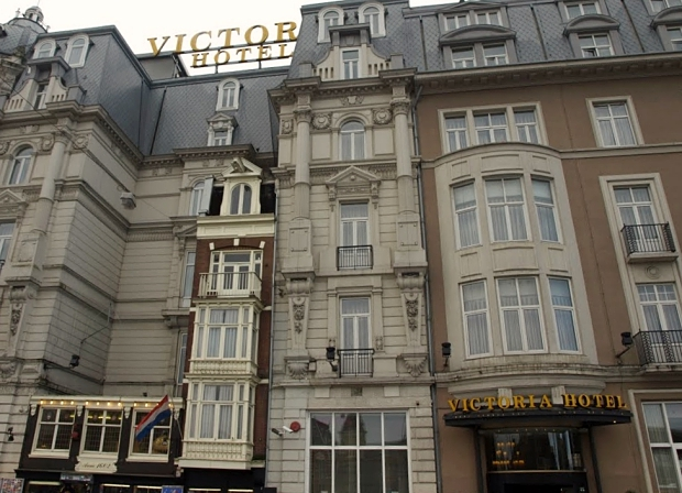 Victoria Hotel Amsterdam pandjes