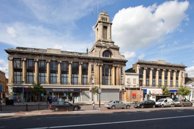 Wickhams warenhuis Londen
