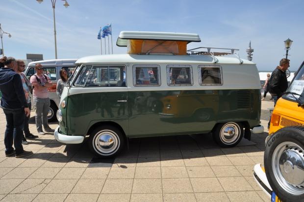 Aircooled Scheveningen Volkswagen busje