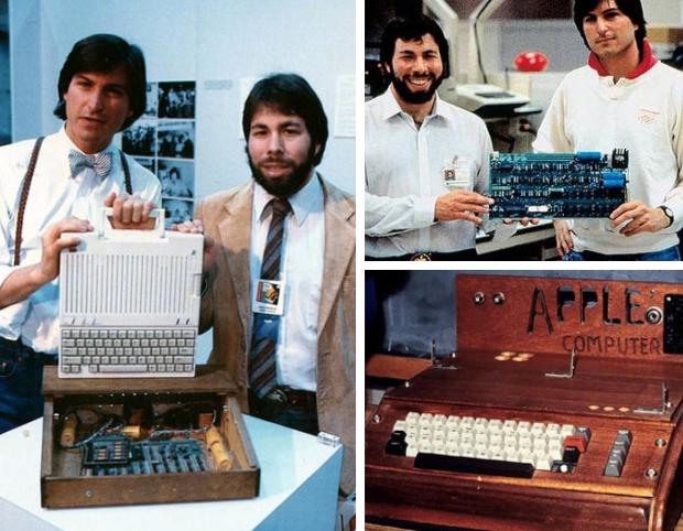 Allereerste Apple