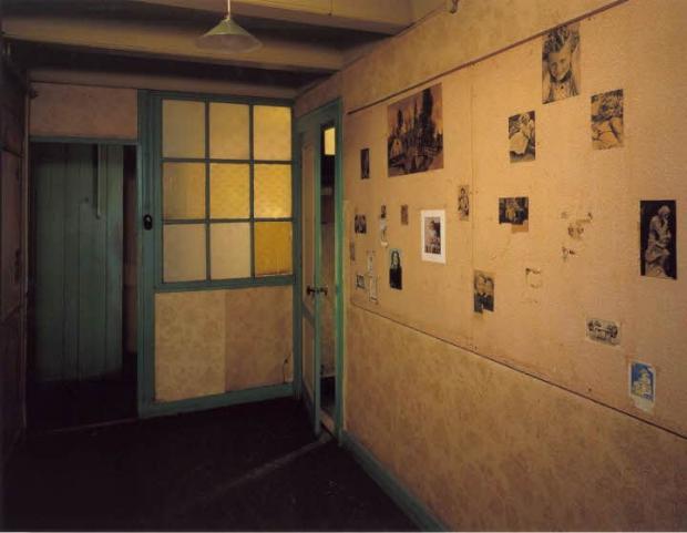 Anne Frank Huis kamertje