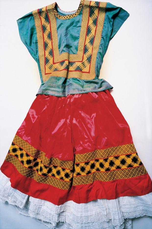 Frida Kahlo jurk