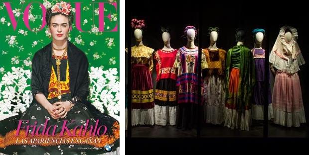 Frida Kahlo stijlicoon