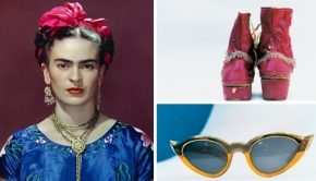 Frida Kahlo kleding expositie go with the vlo