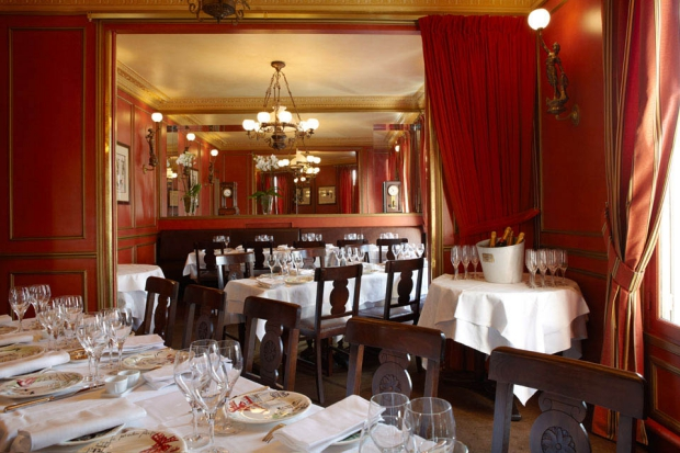 Bistro Chez Georges Parijs 2