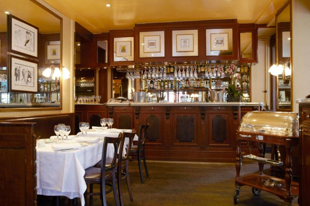 Bistro Chez Georges Parijs
