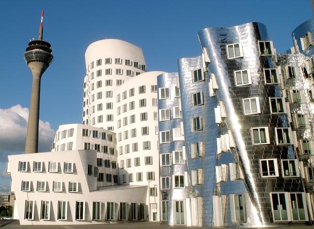 Düsseldorf nieuwbouw