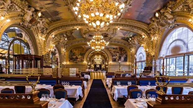 Parijs nostalgische restaurants banner