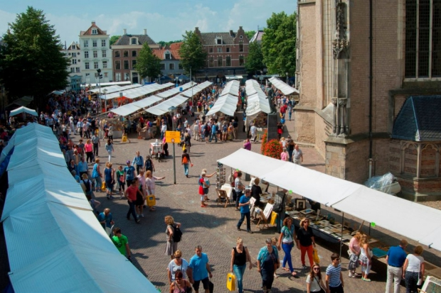Boekenmarkt Deventer